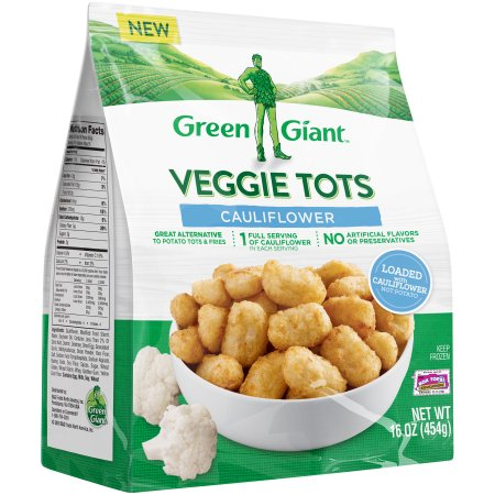 BE Veggie tots-califlower