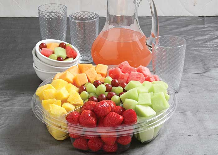 Fruit Platters And Trays