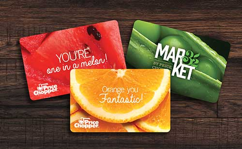 Gift Cards - Price Chopper - Market 32