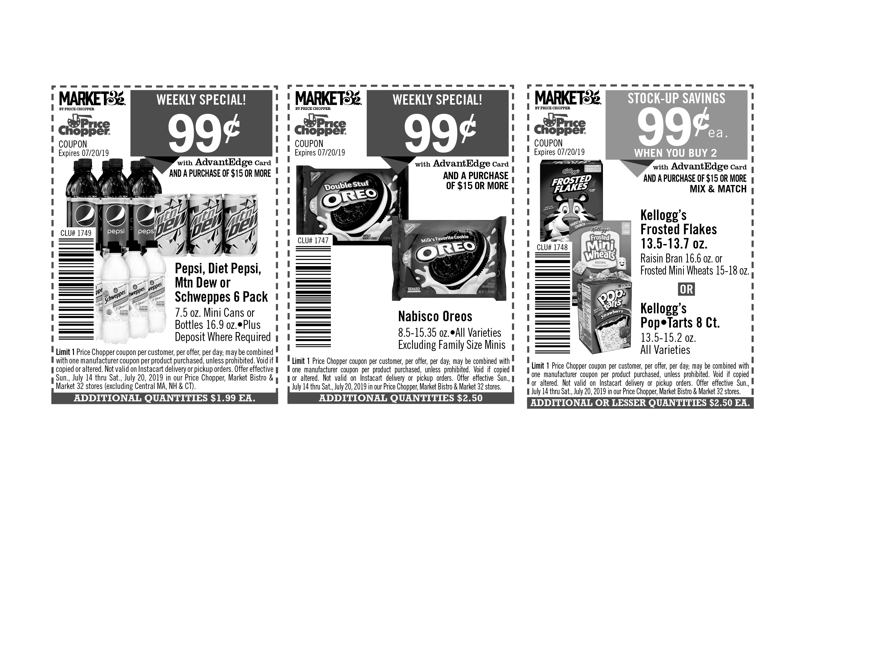 photo regarding Price Chopper Printable Coupons identified as Through Image Congress Rate Chopper Flyer May well 13